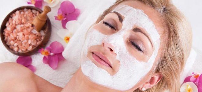 маска от аллергической сыпи в домашних условиях