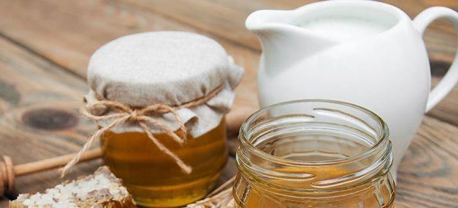 подсолнечный мед применение