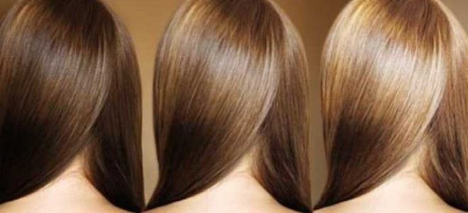 осветление волос ромашкой