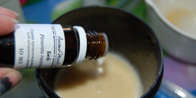 эфирные масла в шампунь для волос