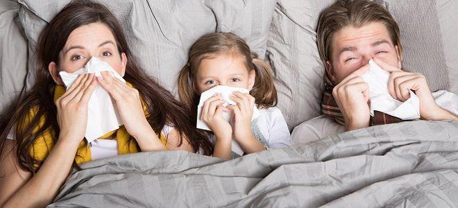 возбудители инфекционных заболеваний