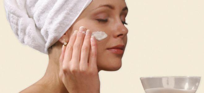 маска для очень сухой кожи лица