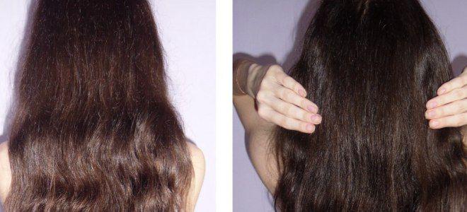 Басма для волос пропорции и цвет до после раз