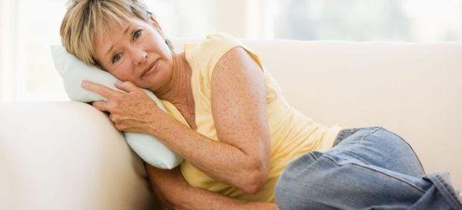 миома во время менопаузы