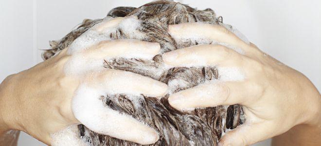 как использовать хозяйственное мыло для волос