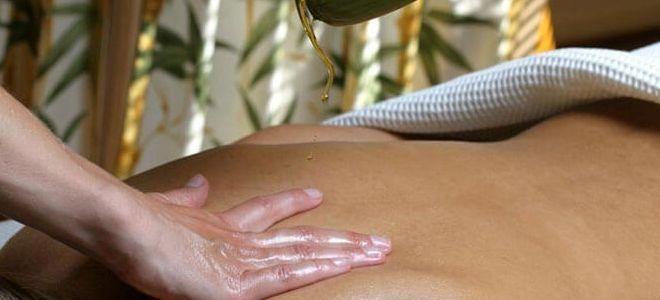 кунжутное масло для тела