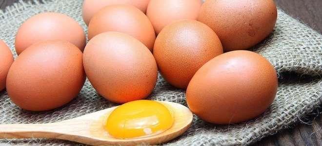 яйцо для волос польза