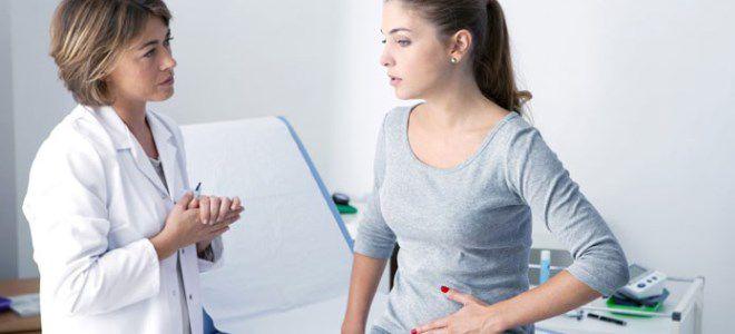 лечение хронического цервицита
