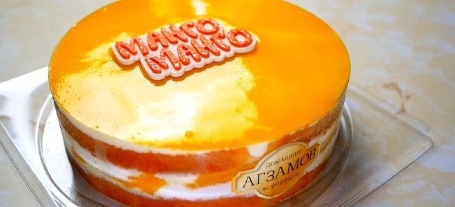 торт манго манго рецепт рената агзамова