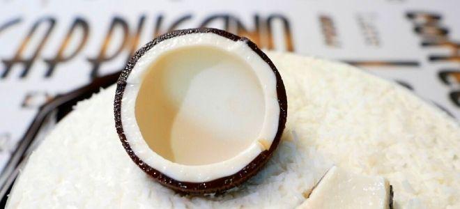 кокосовый торт от агзамова