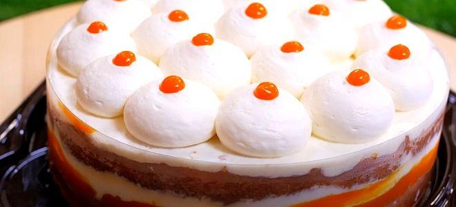 облепиховый торт от рената агзамова
