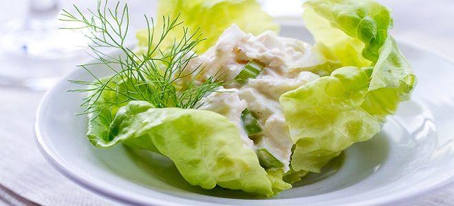 салат с крабовыми палочками яблоком и сыром