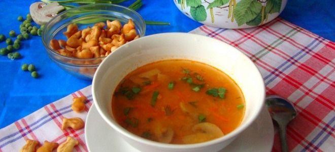 гороховый суп с томатной пастой рецепт