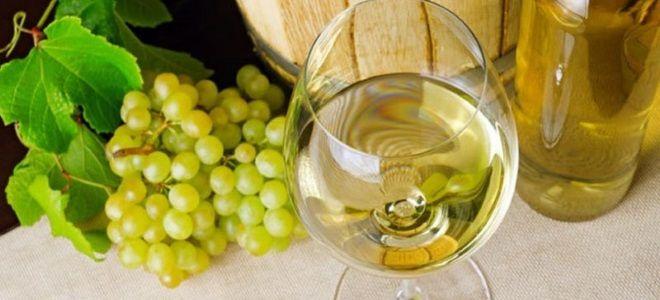 яблочно виноградное вино