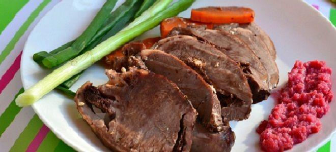 как приготовить свиное сердце в духовке
