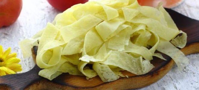 лапша из картофельного крахмала