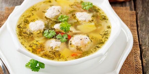 суп с рыбными фрикадельками рецепт