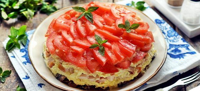 салат любимый муж рецепт классический рецепт
