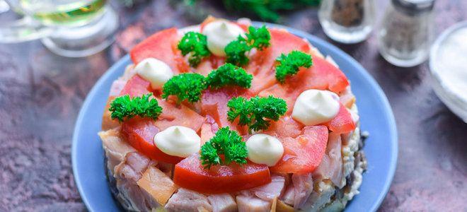 салат любимому мужу рецепт с фасолью
