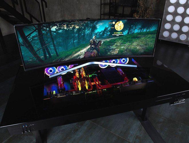 самый дорогой геймерский стол