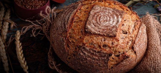 черный хлеб в мультиварке