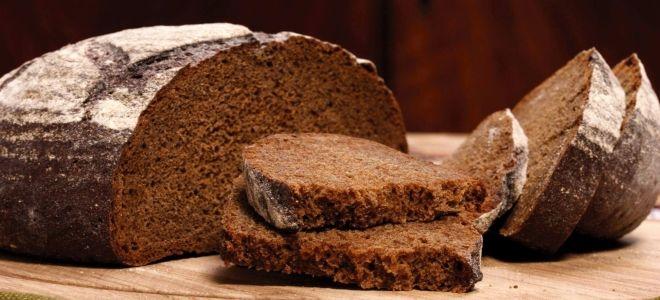 рецепт черного хлеба в хлебопечке
