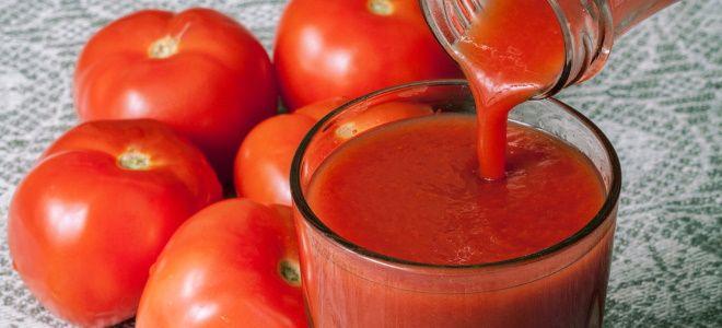 томатный сок на зиму через соковыжималку рецепт