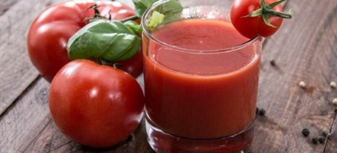 томатный сок на зиму в мультиварке