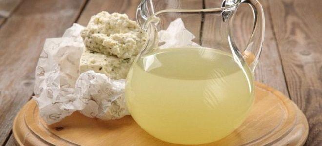 молочная сыворотка полезные свойства для организма человека
