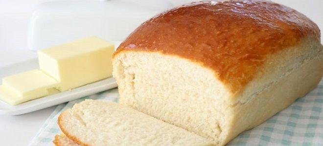 хлеб на молочной сыворотке в духовке
