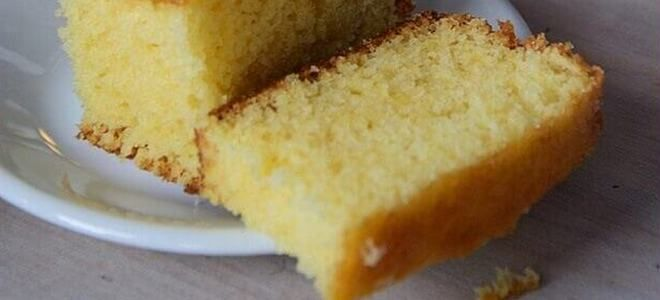 медовый бисквит рецепт в мультиварке