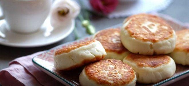 сырники из творога с рисовой мукой