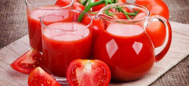 как сделать томатный сок без семечек