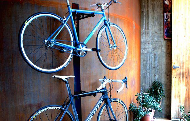 стойка для крепления велосипеда