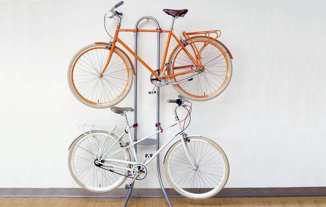 держатель велосипеда на стену
