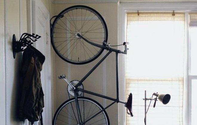 кронштейн для велосипеда на стену