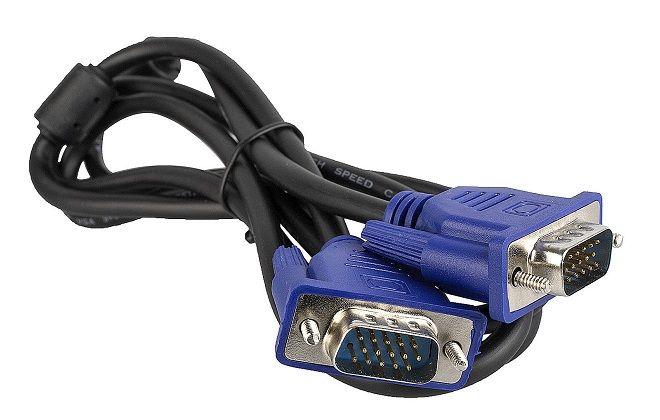 Как проверить кабель VGA на работоспособность