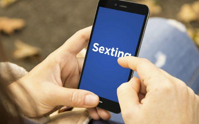 секстинг подростков