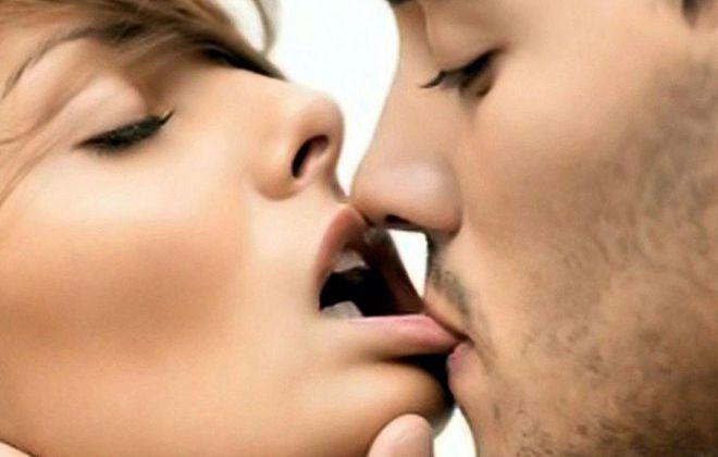 английский поцелуй