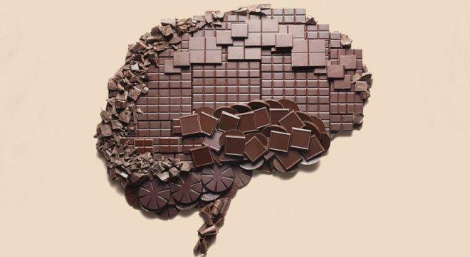 шоколад для мозга