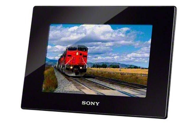 цифровая фоторамка Sony S Frame DPF HD800