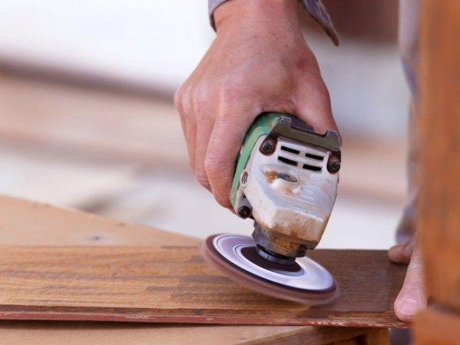 Щетка для браширования древесины своими руками
