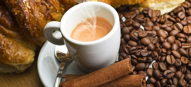 кофе эспрессо в турке