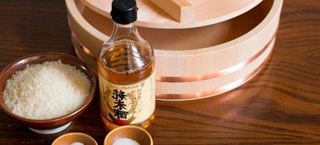 как приготовить уксус для суши