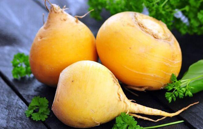 турнепс апельсиновое желе