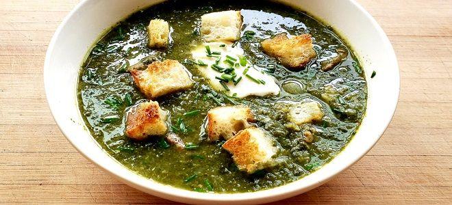 суп из говяжьего языка