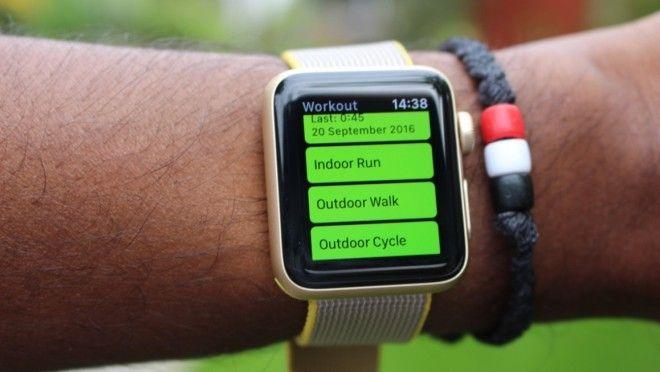 что такое спортивные часы