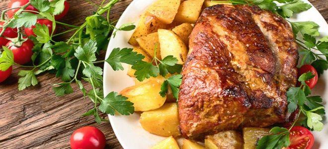 как приготовить мясо на сковороде