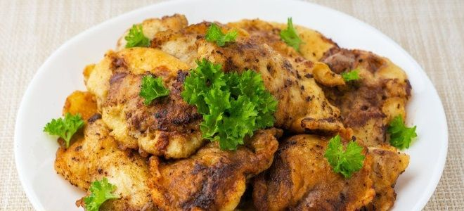 как вкусно приготовить куриную печень в кляре