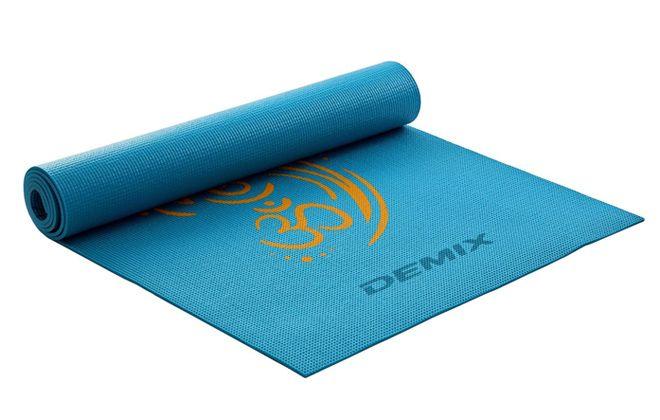 коврик для фитнеса Demix
